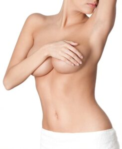 Dr. Robert Galiano offers breast lift and liposuction to mommy makeover patients.